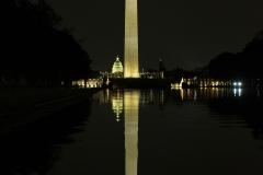 Washington's Reflection